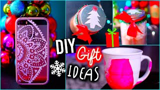 Download DIY Holiday gifts Video