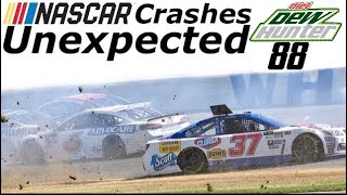Download Unexpected NASCAR Crashes in 2017 Video
