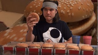 Download 5 Big Macs Eaten in 60 Seconds | Matt Stonie Video