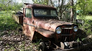 Download Willys Truck Take One: Will it Ever Run Again? Video