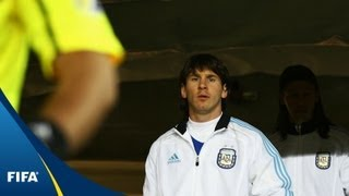 Download Messi's only Man of the Match in 2010 Video