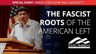 Download Dinesh D'Souza LIVE at Yale University Video