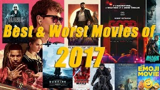 Download Best and Worst Movies of 2017 Video