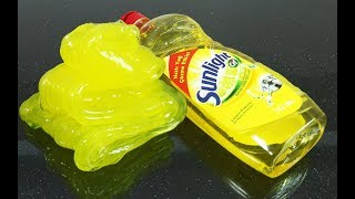 Download Dish Soap and Brown Sugar Slime, No Glue Clear Slime With Dish Soap and Brown Sugar, 2 ingredients Video