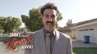 Download Borat RETURNS to Tamper with the Midterm Election Video