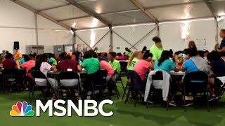 Download Inside A Detention Camp For Migrant Kids | All In | MSNBC Video