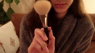 Download ASMR Doing Your Makeup (Whisper & Soft Spoken)💄👄 Video