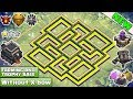 Download Clash of Clans | TH8.5 FARMING AND TROPHY Base 2018 | CoC Town Hall 9 Hybrid Base without Xbows Video