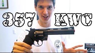 Download Revolver 357 Black KWC Co2 Full Metal + DICAS de REVOLVER Video