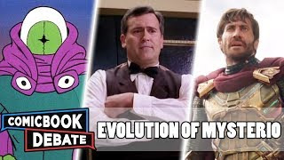 Download Evolution of Mysterio in Cartoons, Movies & TV in 10 Minutes (2019) Video