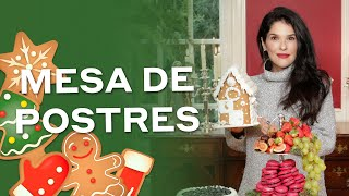 Download Mesa de postres| Martha Debayle Video