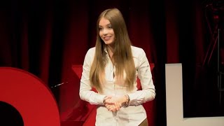 Download The hidden power of pain | Xenia Tchoumi | TEDxHSG Video
