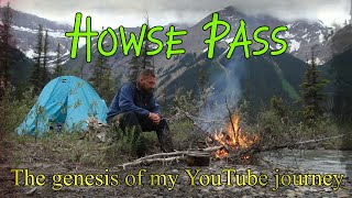 Download Solo 3-day backpacking hike in the Canadian Rockies - The Genesis of my YouTube journey Video