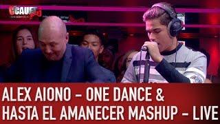 Download Alex Aiono One dance & Hasta el amanecer Mashup - Live - C'Cauet sur NRJ Video
