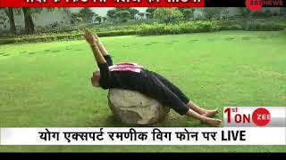 Download PM Modi accepts Virat Kohli's fitness challenge; shares fitness video on Twitter Video