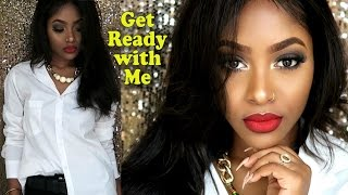 Download Get Ready with Me | Flair Magazine Interview | PETITE-SUE DIVINITII Video