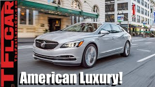 Download 2017 Buick LaCrosse First Drive Review: American Luxury ReInvented? Video
