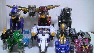 Download 파워레인저 다이노포스 변신 장난감 Power Rangers Dino Charge Toys Video