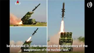 Download North Korean leader Kim Jong Un suspends nuclear missile tests Video