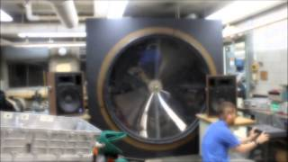 Download Giant Subwoofer Video Video
