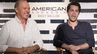 Download Dylan O'Brien and Michael Keaton interview for AMERICAN ASSASSIN Video