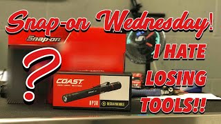 Download Snap-on Wednesday - One New Expensive Tool - F*ck Cancer! Video