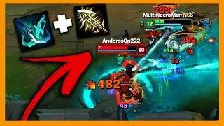 Download FULL CRIT NOCTURNE!! INCREDIBLE DAMAGE!! - League of Legends Video