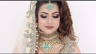 Download WALIMA ASIAN BRIDAL HAIR & MAKEUP TUTORIAL Video