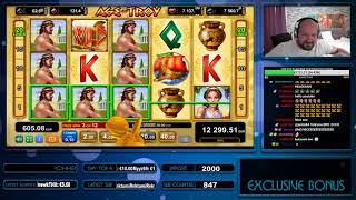Download INSANE WIN!! AGE OF TROY SLOT GIVES MEGA BIG WIN!! Video