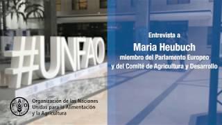 Download María Heubuch, sobre agroecología y trabajo parlamentario en la lucha contra el hambre Video