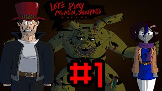Download Double Shadow Plays Five Nights at Freddy's 3 #1- WHY??? Video