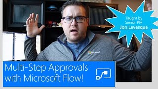 Download Microsoft Flow Approval Workflow Video