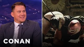 Download Channing Tatum Attacked Danny McBride Dressed As The Gimp Video