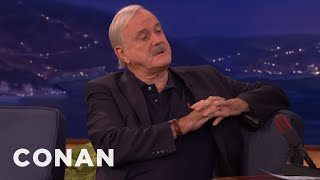 Download John Cleese Offered To Kill His Mom To Cheer Her Up - CONAN on TBS Video