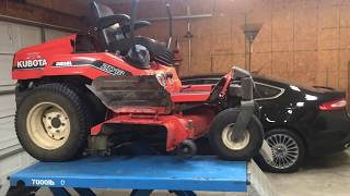 Download Kubota Diesel Mower! Video