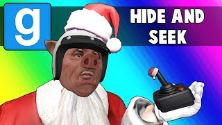 Download Gmod Hide and Seek Funny Moments - Sleigh Rides and Arcade Games! (Garry's Mod) Video