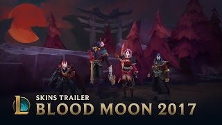 Download The Hunt of the Blood Moon | Blood Moon 2017 Trailer - League of Legends Video