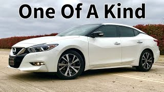 Download Review: Can The 2018 Nissan Maxima Platinum Be a Luxury Sports Sedan? Video