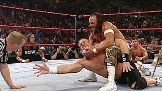 Download John Cena vs. Sabu - Extreme Rules Lumberjack Match: Vengeance 2006 (WWE Network Exclusive) Video