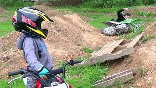 Download I FLEW OFF!! **Dirt Bike Fail** Video
