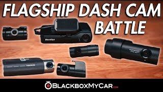 Download Flagship Dash Cam Battle 2018 Edition: BlackSys CH-200 vs. BlackVue DR750S-2CH vs. Thinkware F800 Video