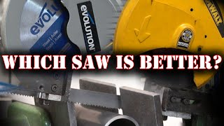 Download TFS: 3 Metal Cutting Saws Tested and Compared Video