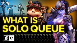 Download What is Solo Queue? The Rise of Competitive Online Matchmaking Video