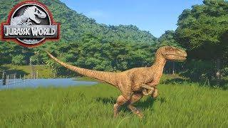 Download RAPTORS! - Jurassic World Evolution #4 Video