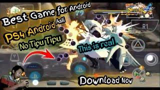 Download Naruto shippuden ultimate ninja storm 4 lancar di android Video