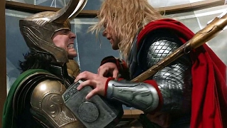 Download Thor vs Loki - Fight Scene - The Avengers | Movie CLIP HD Video
