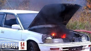 Download Replacing MOTOR OIL with GASOLINE Video