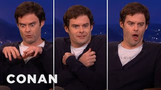 Download Bill Hader's SNL Cast Impressions - CONAN on TBS Video