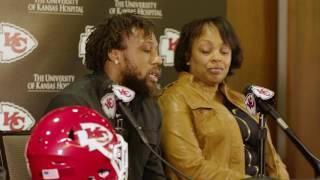 Download Eric Berry prepared to take Chiefs to their ultimate goal Video