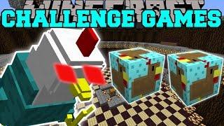 Download Minecraft: MUTANT THANKSGIVING TURKEY CHALLENGE GAMES - Lucky Block Mod - Modded Mini-Game Video